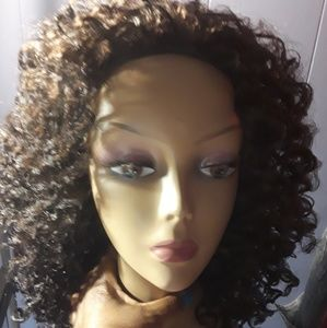 "Freetress ""Creta Girl"" Synthetic Halfwig"